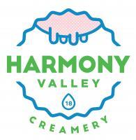 Harmony Valley Creamery logo