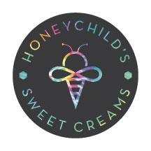 Honeychild's Sweet Creams logo