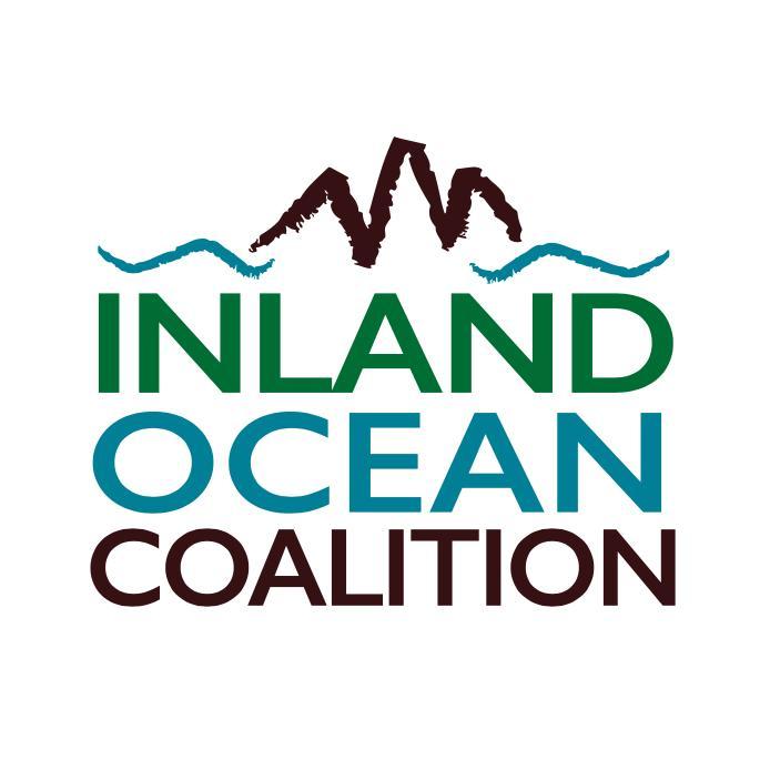 Inland Ocean Coalition logo