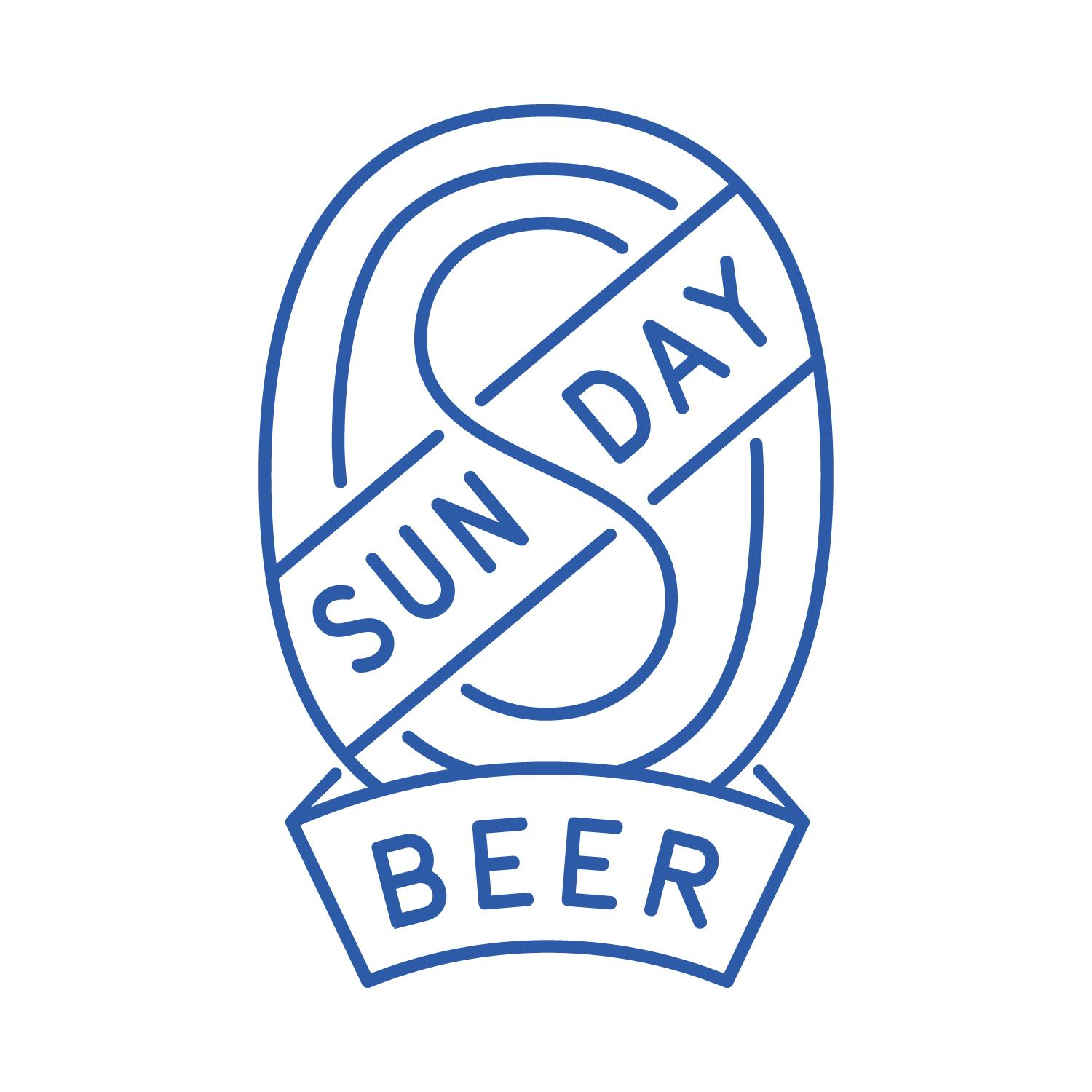 Sunday Beer Co. logo