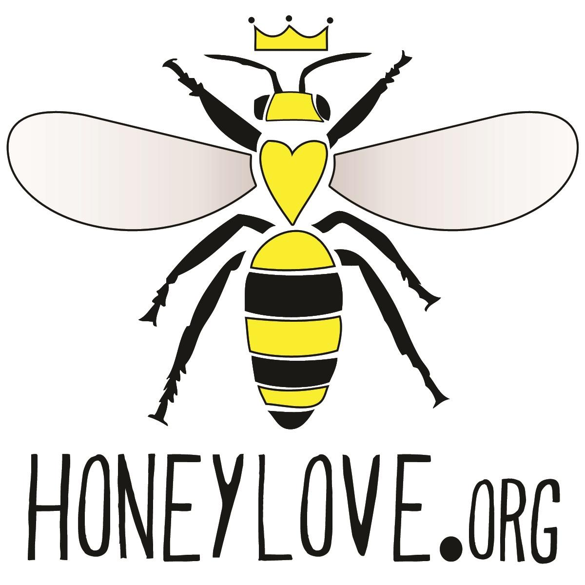 HoneyLove logo