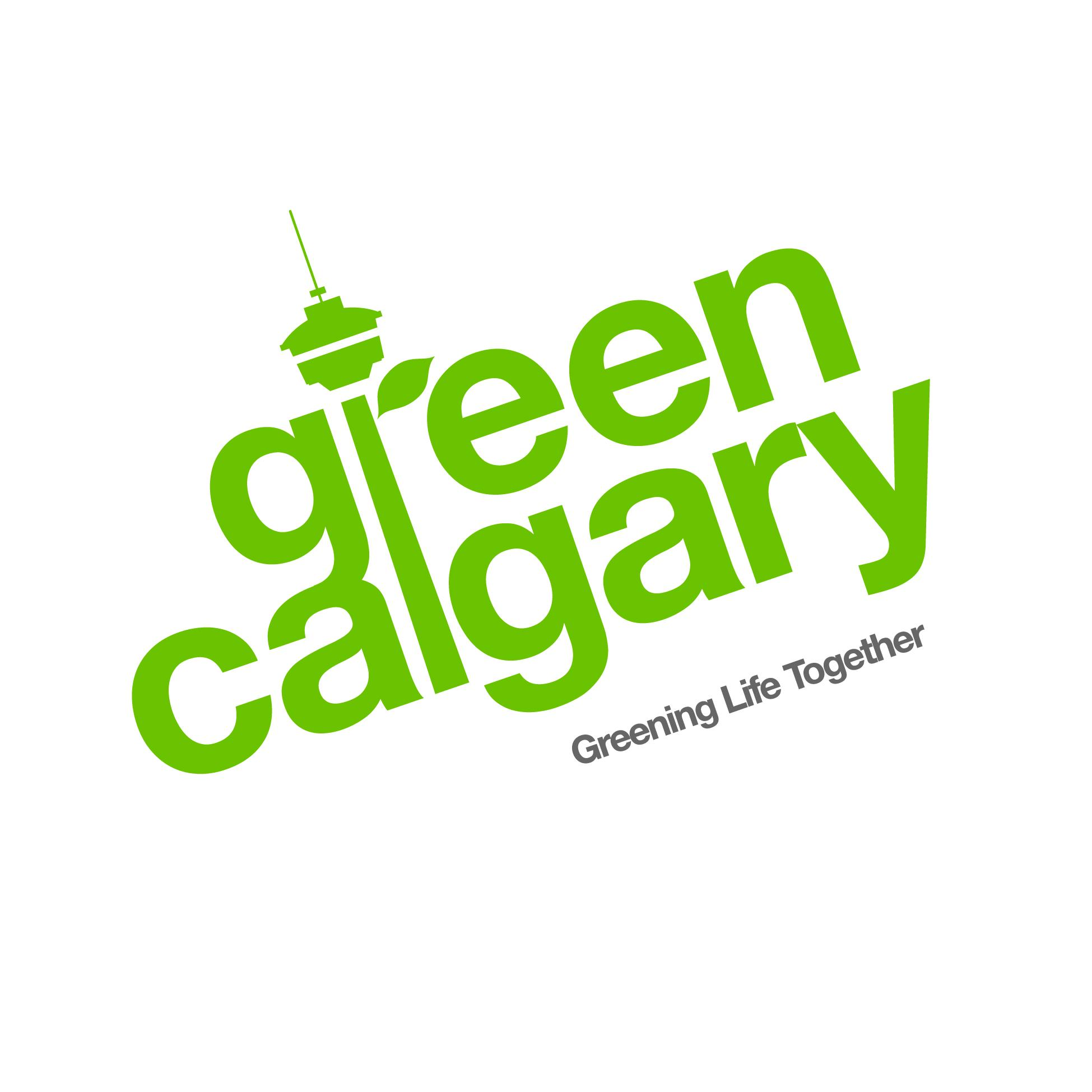 Green Calgary Association logo