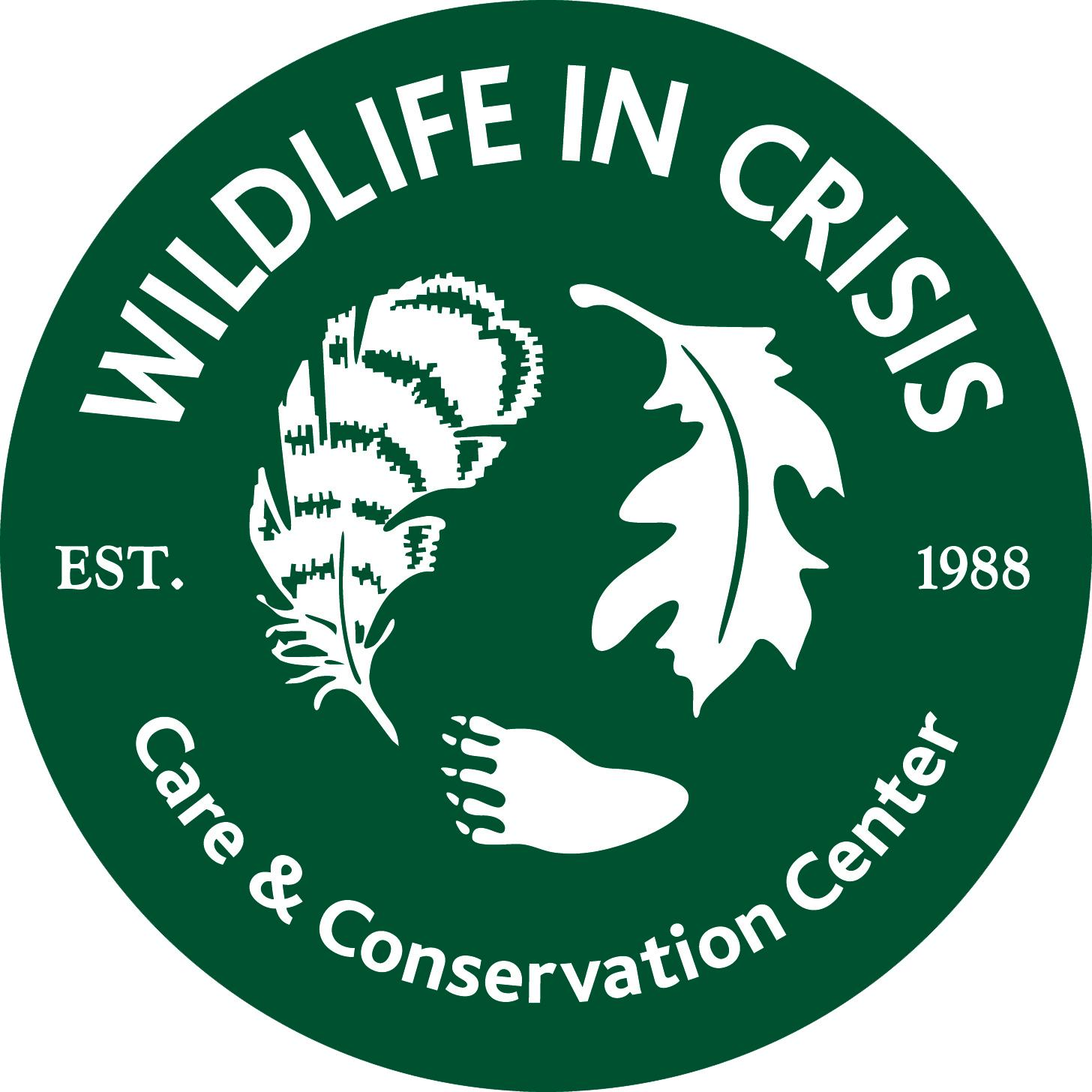 Wildlife in Crisis logo