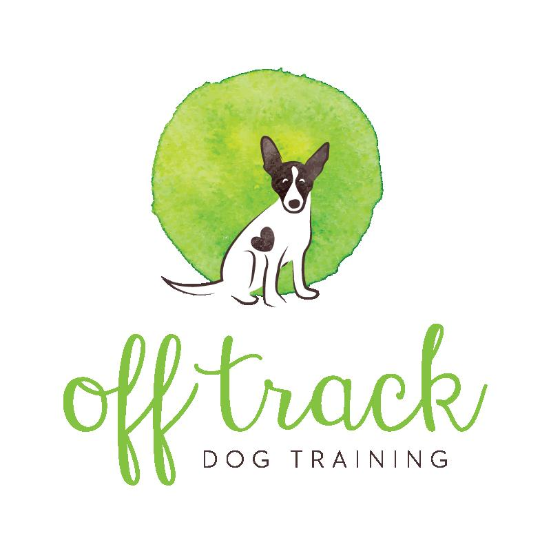 Off Track Dog Training logo