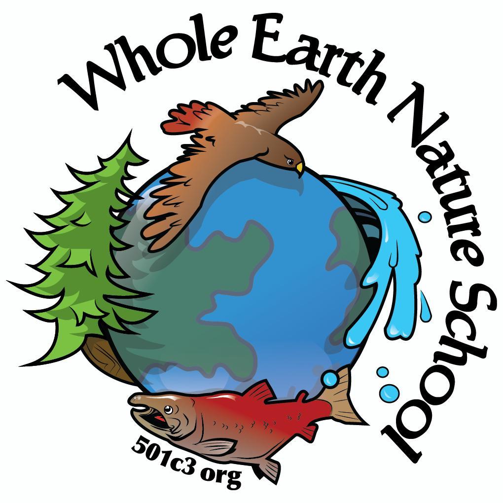 Whole Earth Nature School logo