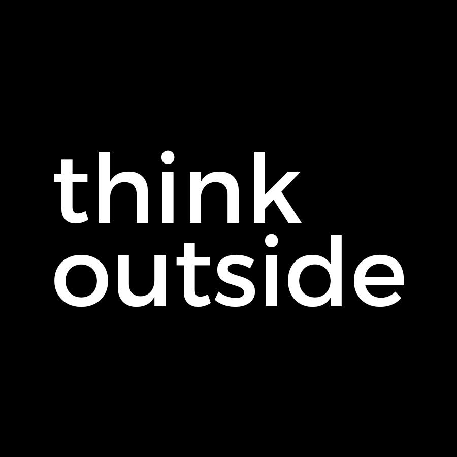 think outside logo