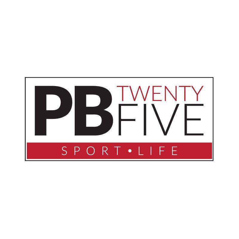 PB Twenty Five logo