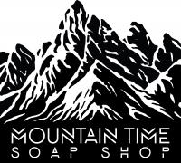 Mountain Time Soap Shop logo
