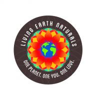 Living Earth Naturals, LLC logo