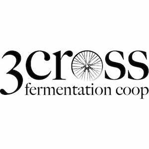 3cross Fermentation Cooperative logo