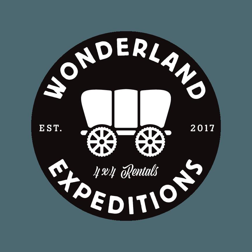 Wonderland Expeditions logo