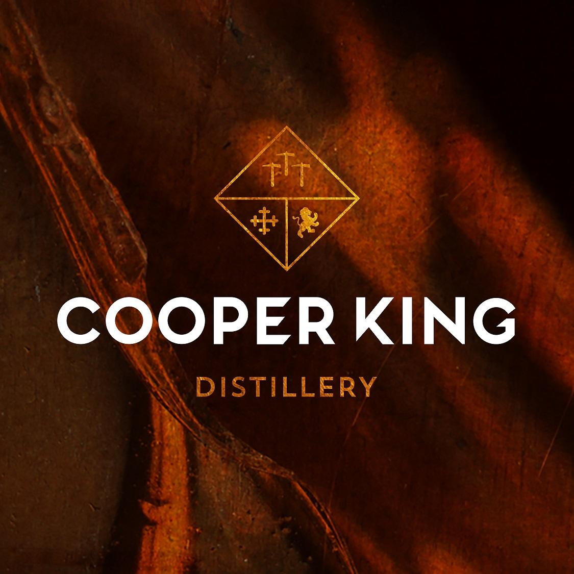 Cooper King Distillery Ltd - Dry Gin and Herb Gin logo