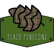 Plaid Pinecone logo