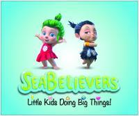 SeaBelievers logo