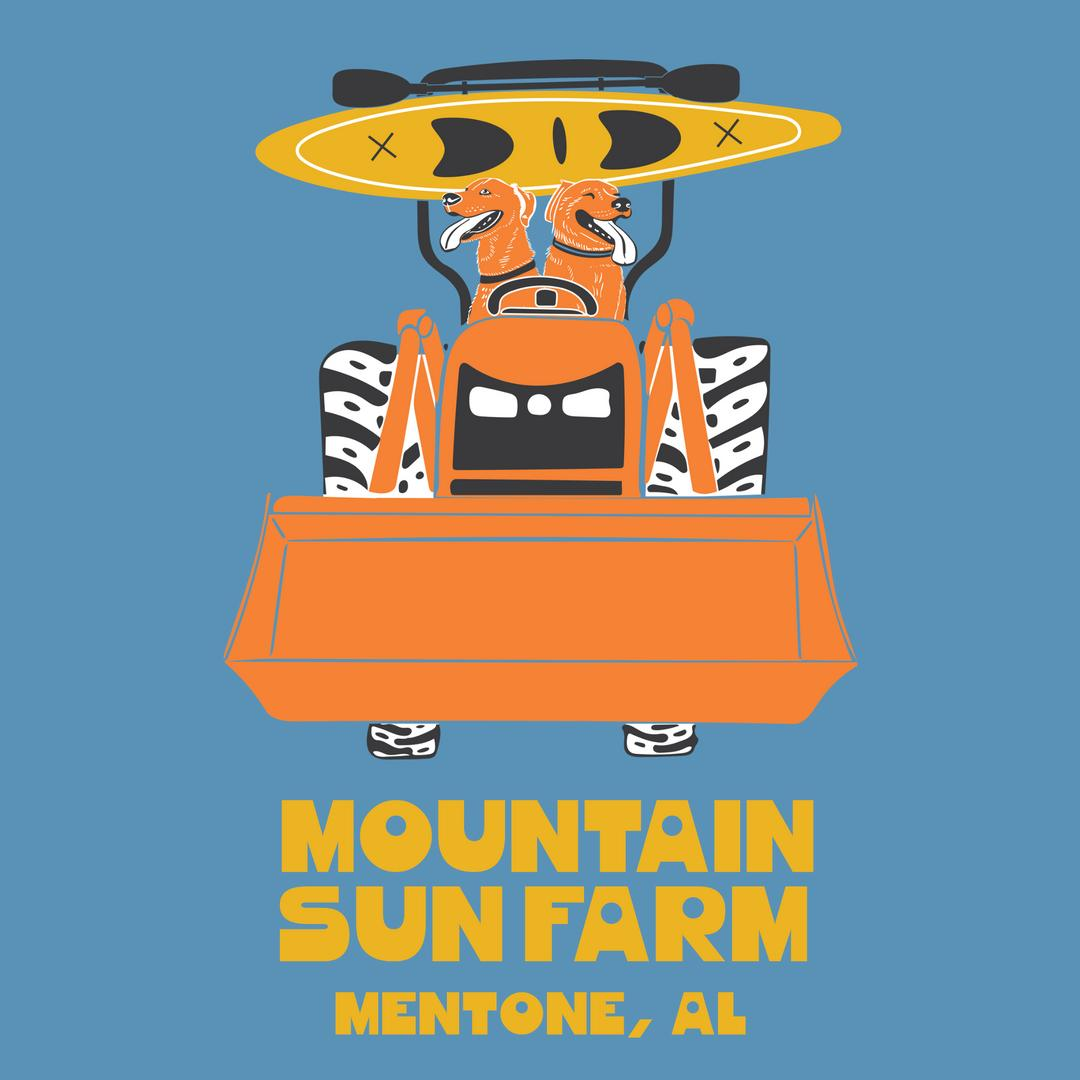 Mountain Sun Farm logo