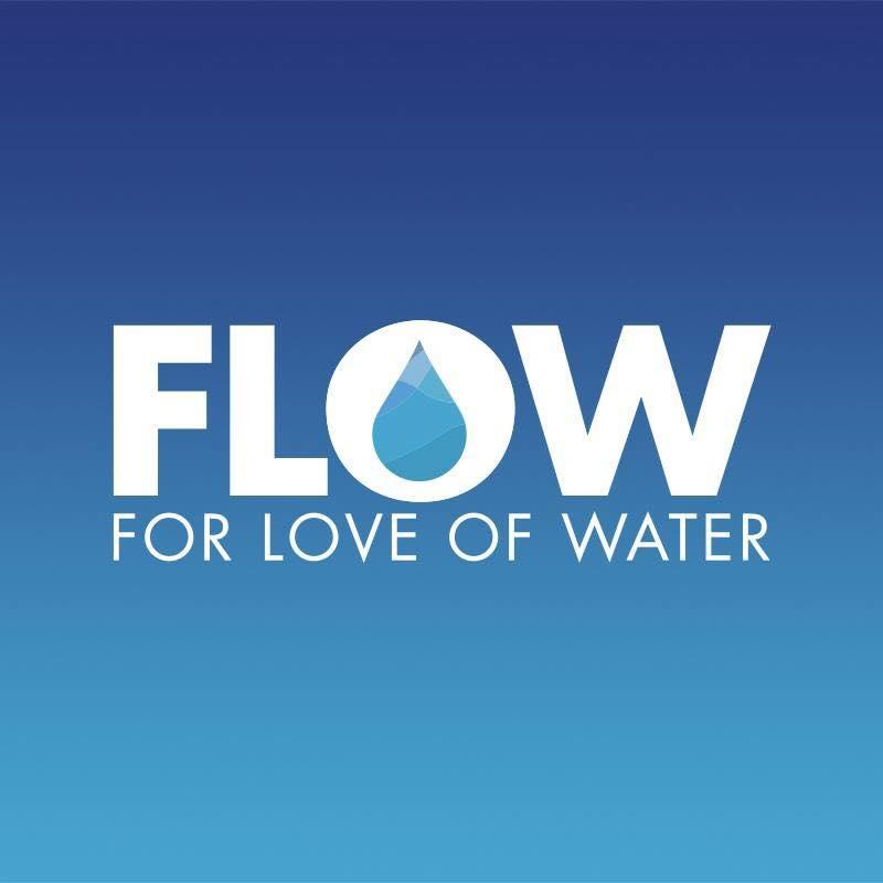 FLOW (For Love of Water) logo