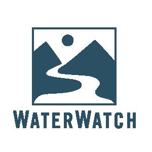 WaterWatch of Oregon logo