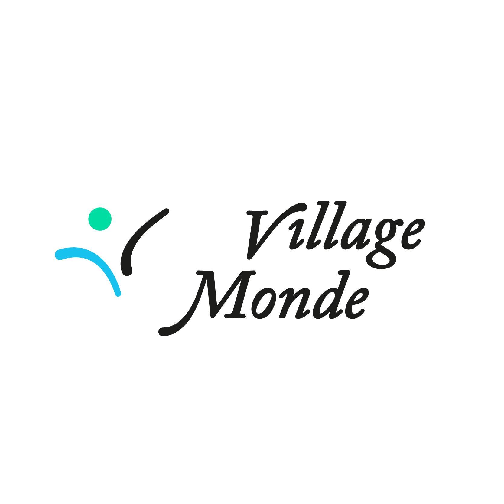 Village Monde logo