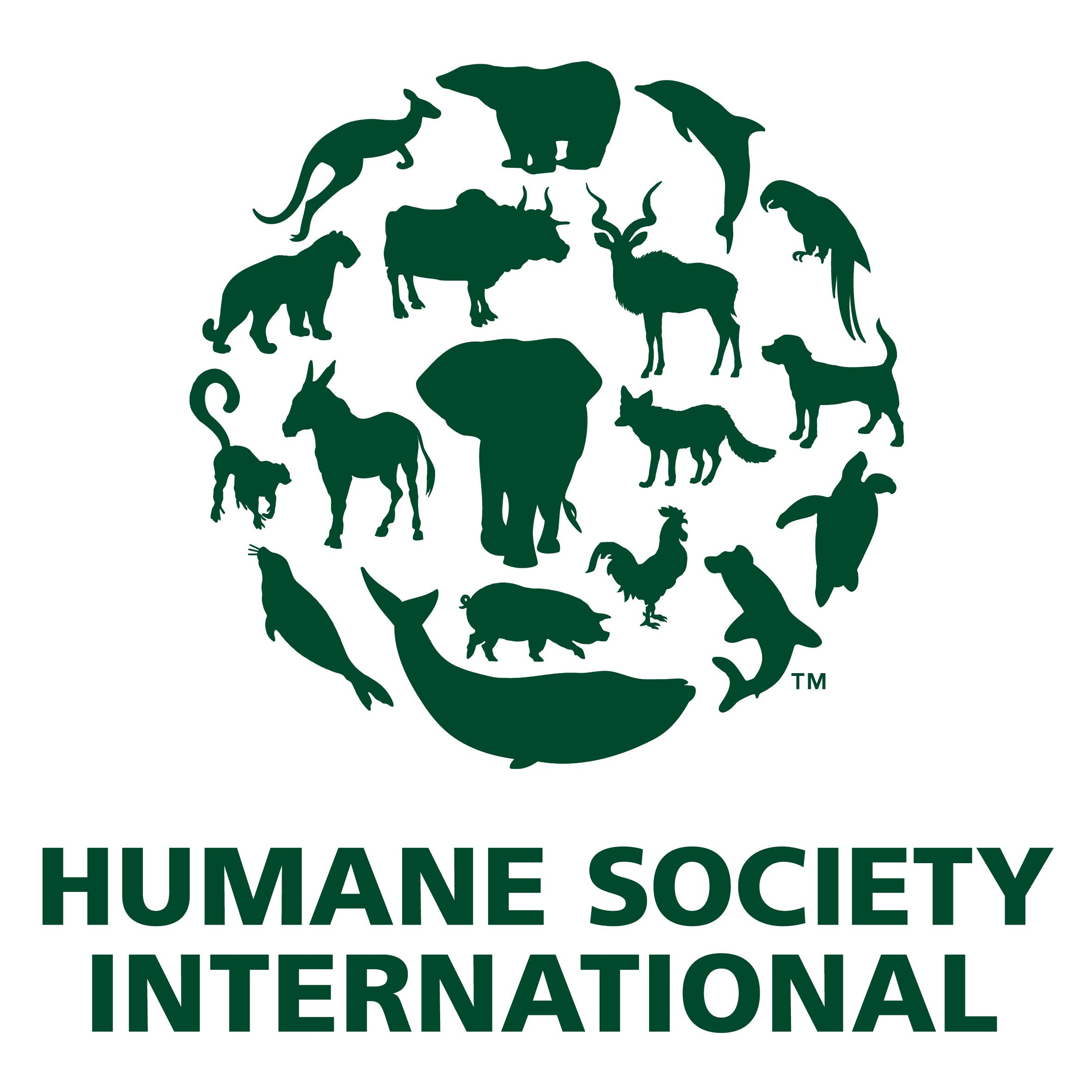 Humane Society International (HSI) logo