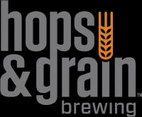 Hops and Grain - River Beer logo
