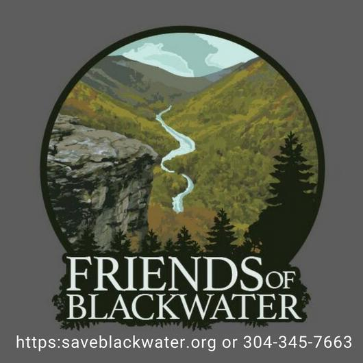 Friends of Blackwater Canyon logo