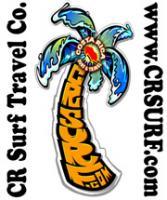 CR Surf Travel Company logo