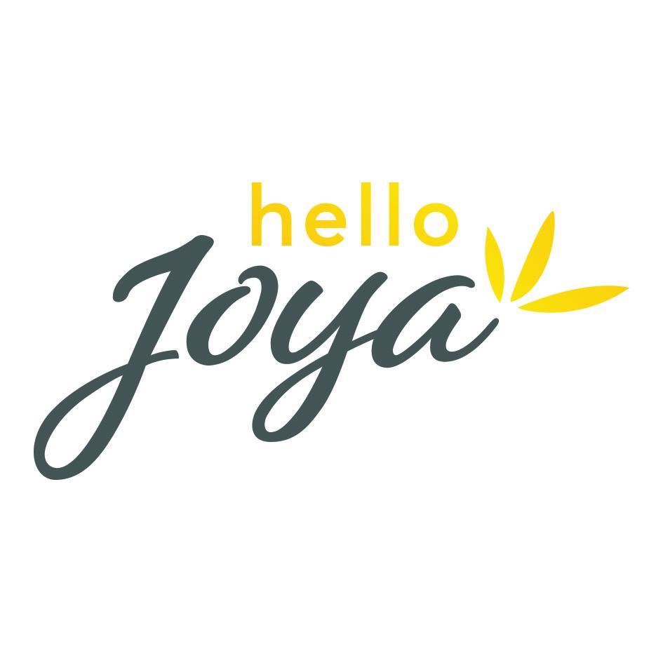 Hello Joya (Green Leaf Company) logo