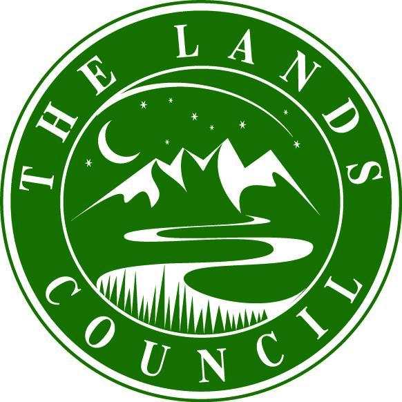 The Lands Council logo