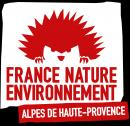 France Nature Environnement des Alpes de Haute Provence logo