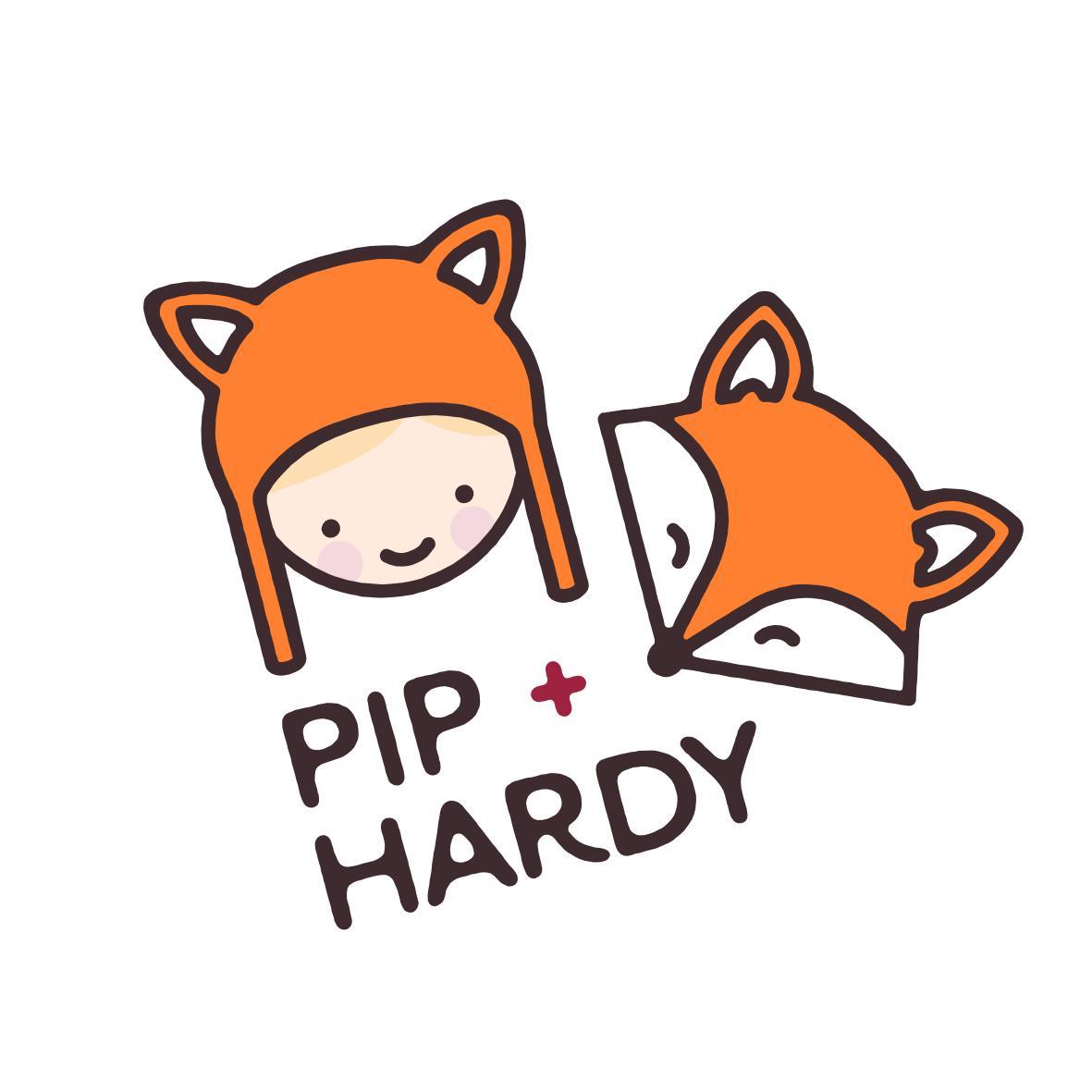 PIP + HARDY logo