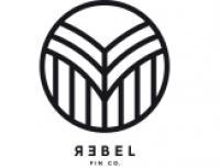 Rebel Fins Co. logo