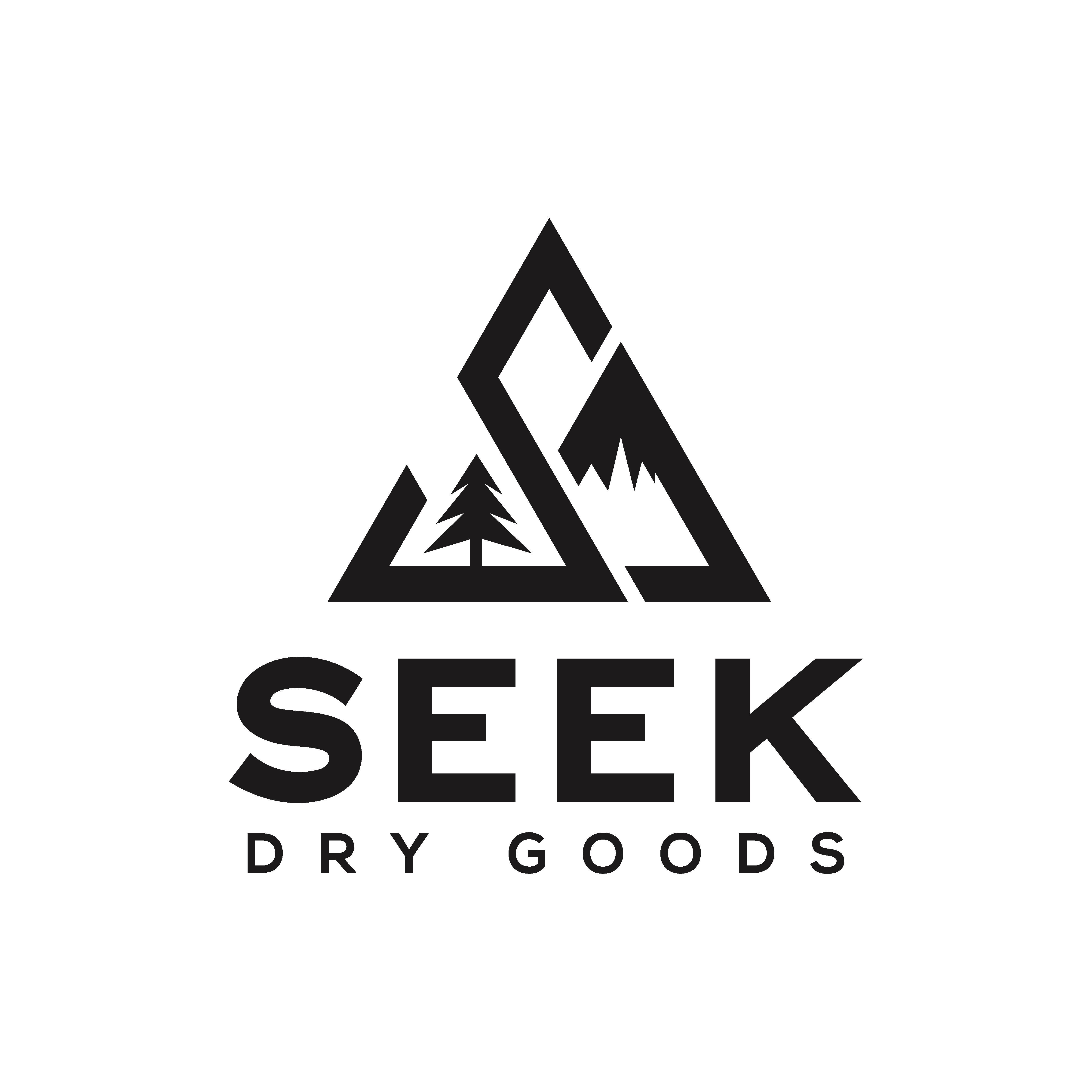 Seek Dry Goods logo