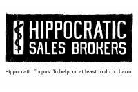 Hippocratic Sales Brokers logo