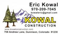 Kowal Construction, LLC logo