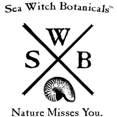 Sea Witch Botanicals logo