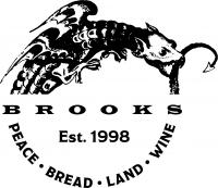 Brooks Wines logo