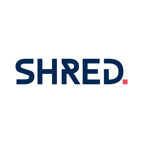 SHRED Optics logo