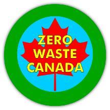Zero Waste Canada logo