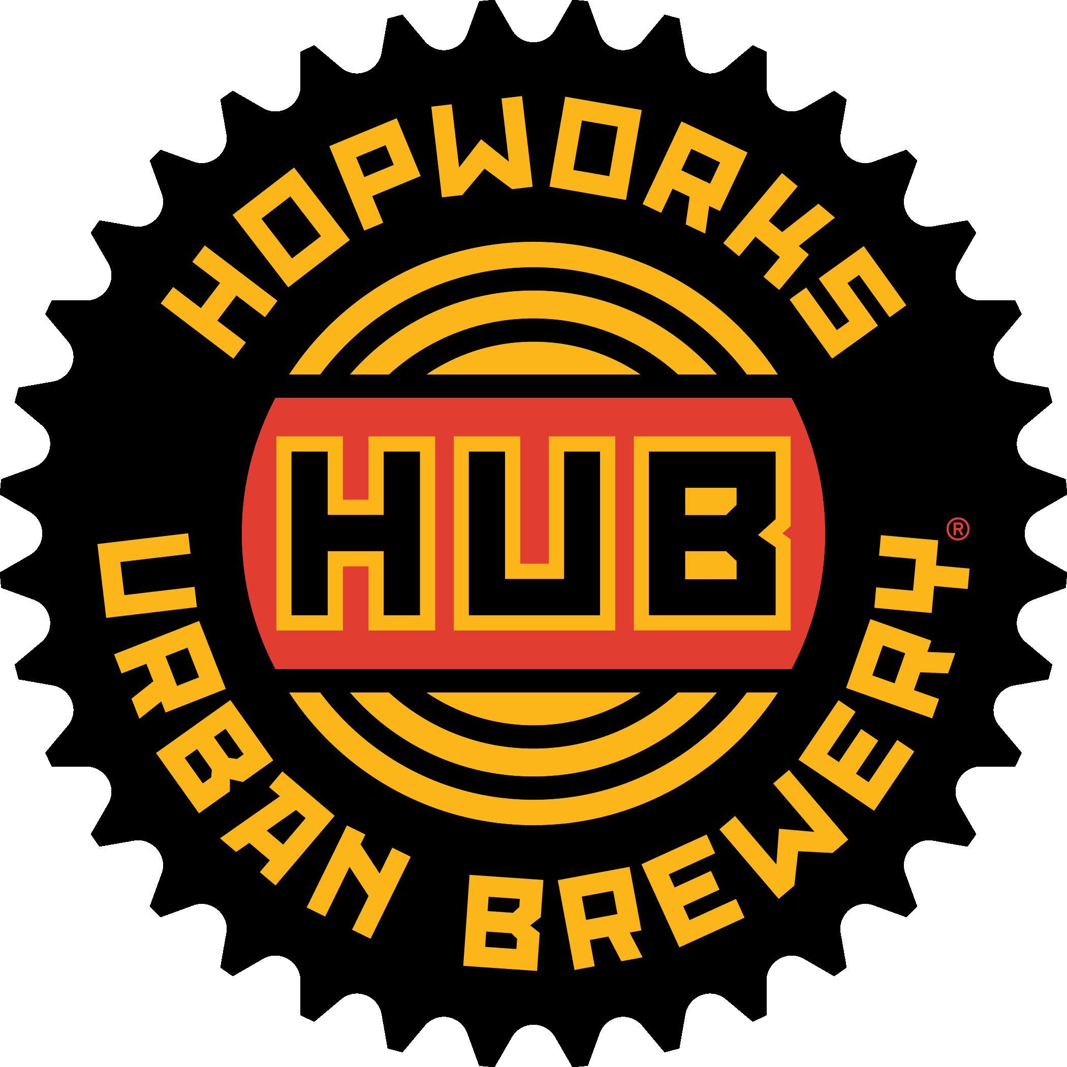 Hopworks Urban Brewery logo