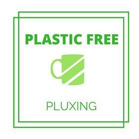 Plastic Free Plux logo