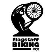 Flagstaff Biking Organization (FBO) logo