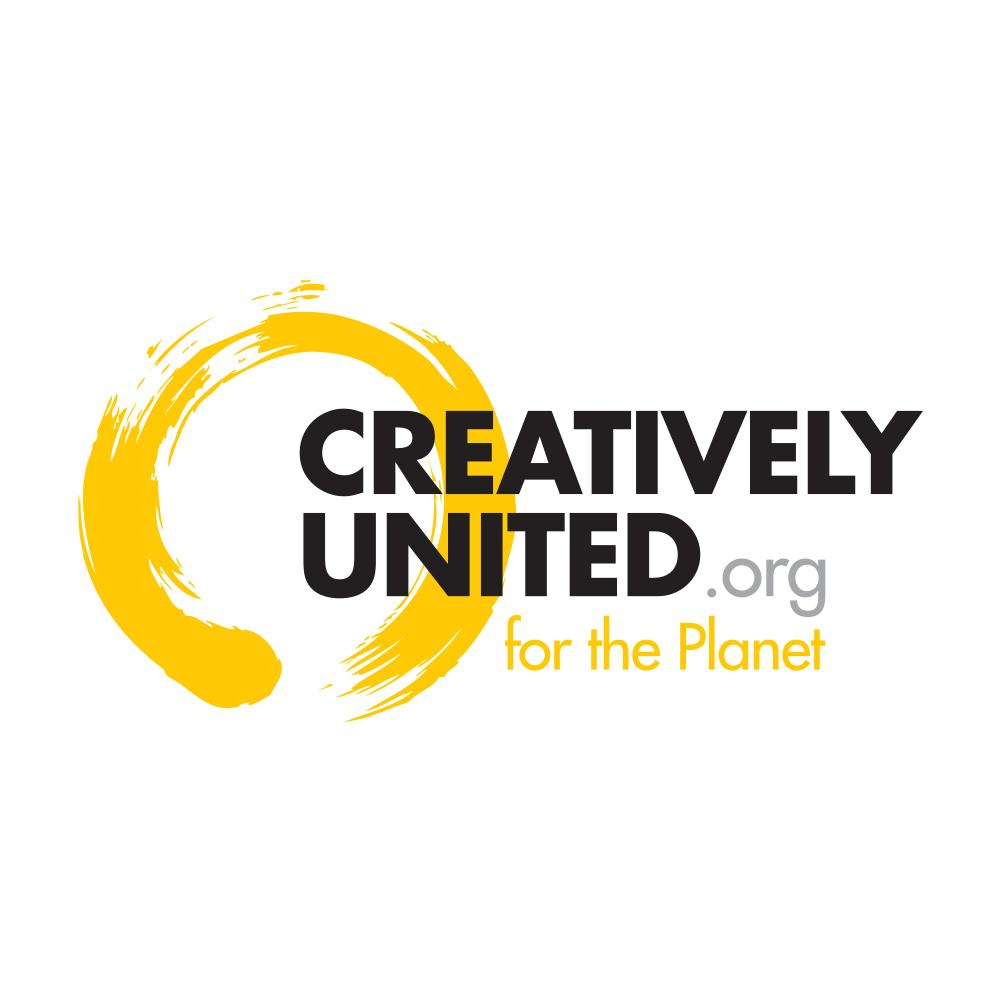 Creatively United for the Planet Society logo