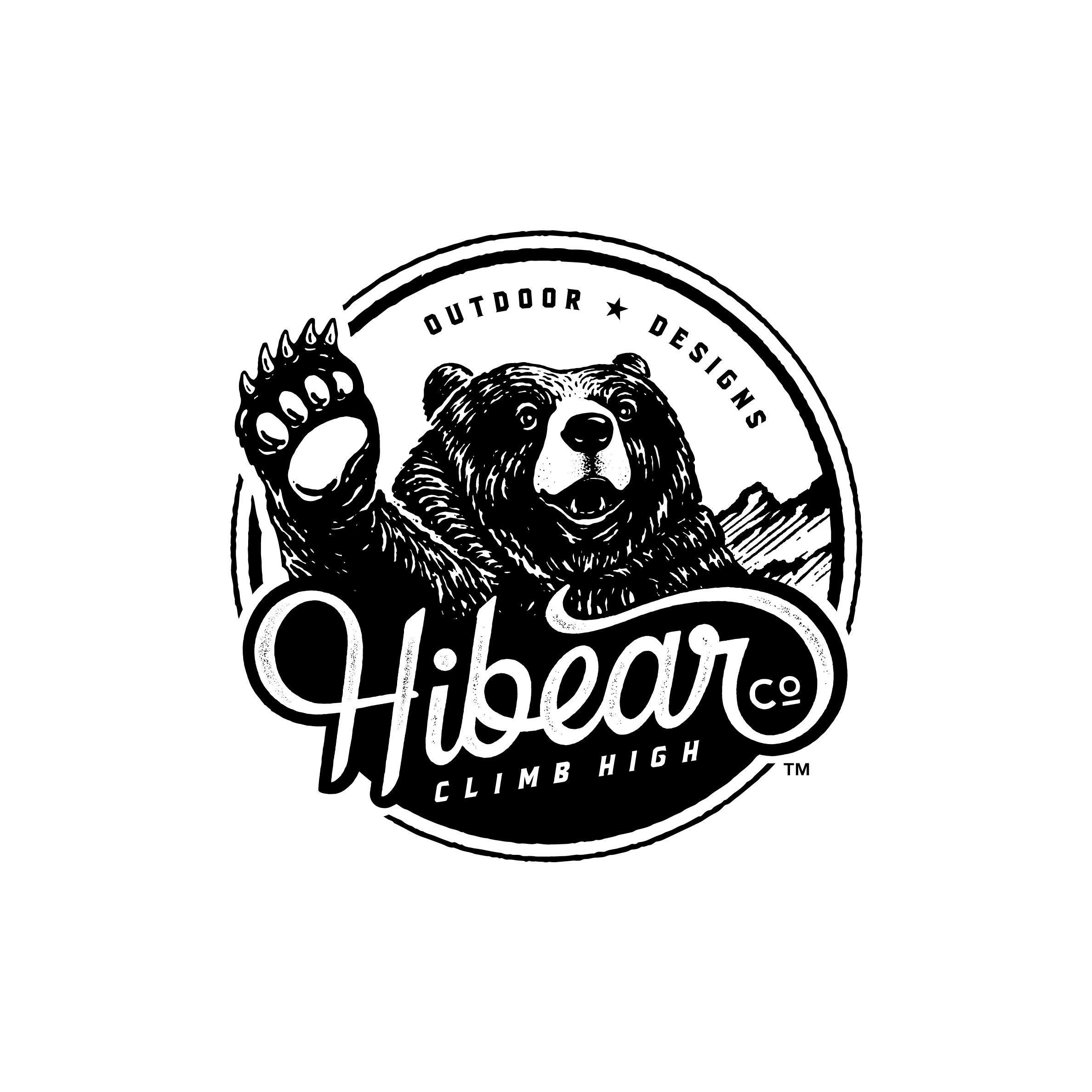 Hibear Design Company logo