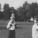 James Holder, Nancy, Mabel Holder 1942