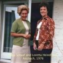Ansb Olga Schaaf & Loretta H '76