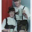 Ansbach C & H lederhosen