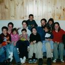 Kuhl Grands 2001. Probably the most recently photo of all my parent's grandchildren.