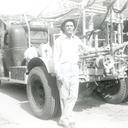 Robert Dunn's Drilling Rig