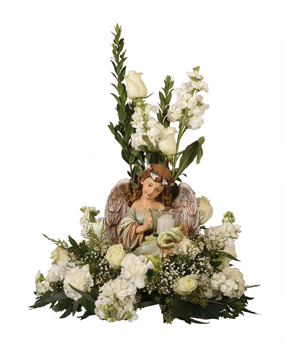 Angel candle tribute legacy cremation funeral services angel candle tribute izmirmasajfo
