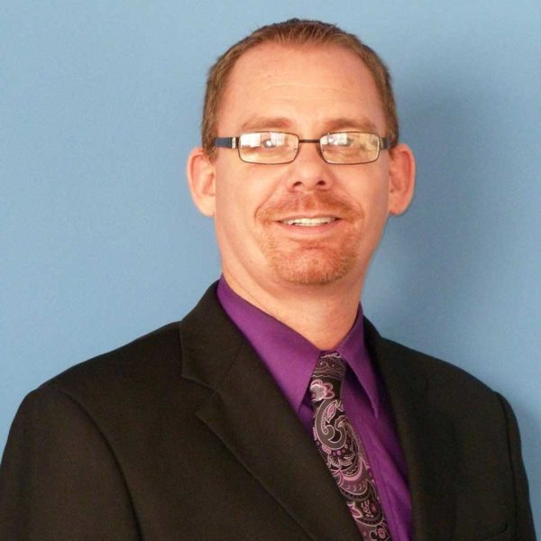 Vice President Eddie Beagles, CFSP